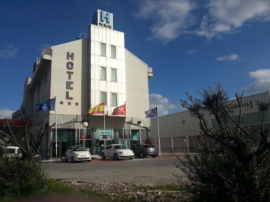 Hotel Ciudad de Fuenlabrada